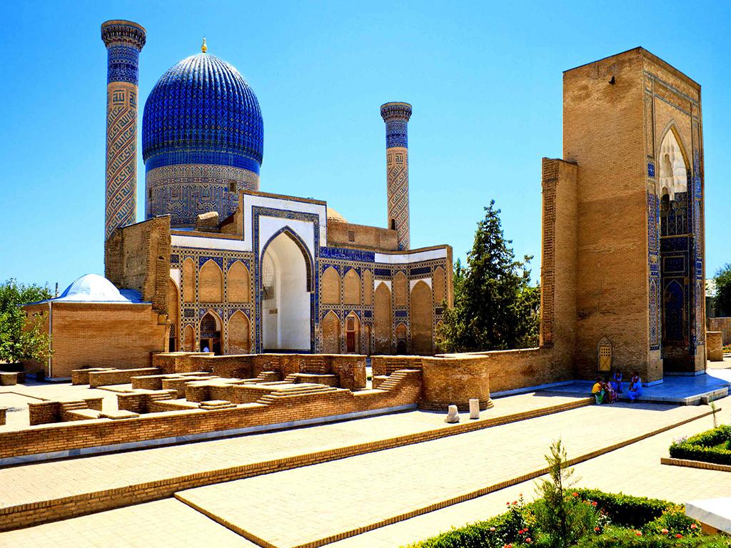Классический Узбекистан