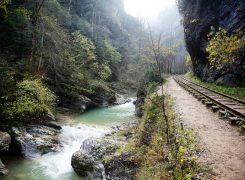 Путешествие по Гуамскому ущелью